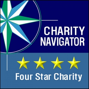 CID is a 4-Star Charity